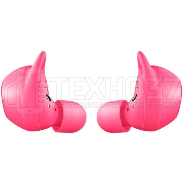 Беспроводные наушники (гарнитура) Samsung Gear IconX SM-R140N Розовый (SM-R140NZIASER)