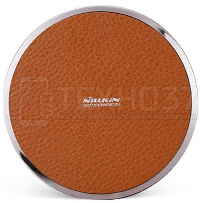 Беспроводное зарядное устройство Nillkin Magic Disk 3 Коричневый