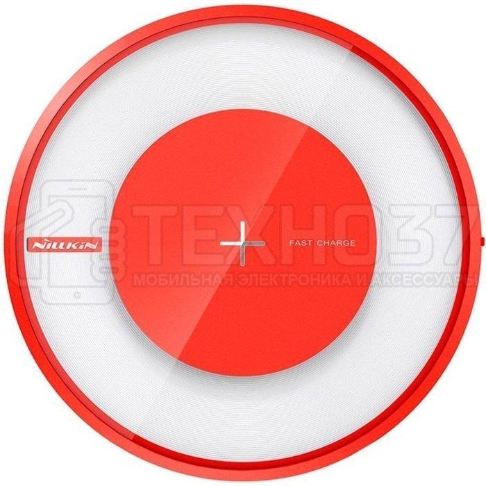 Беспроводное зарядное устройство Nillkin Magic Disk 4 Fast Charger Красный
