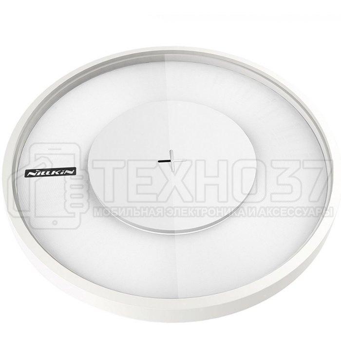 Беспроводное зарядное устройство Nillkin Magic Disk 4 Fast Charger Белый